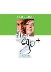 Аудіо диск Alter Ego+ 2 CD audio classe