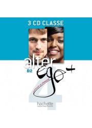 Аудіо диск Alter Ego+ 4 CD audio classe
