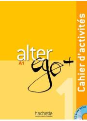 Зошит Alter Ego+ 1 Cahier d'activités avec CD audio