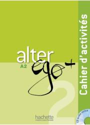 Зошит Alter Ego+ 2 Cahier d'activités avec CD audio