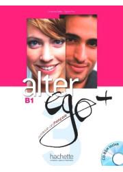 Підручник Alter Ego+ 3 Livre de l'élève avec CD-ROM
