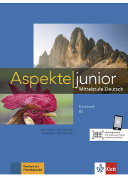 Підручник Aspekte junior B2 Kursbuch