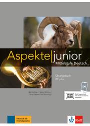 Зошит Aspekte junior B1 plus Übungsbuch