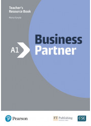 Книга вчителя Business Partner A1 Teacher's Resource Book