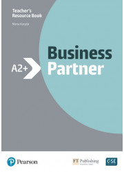 Книга вчителя Business Partner A2+ Teacher's Resource Book