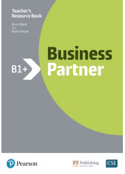Книга вчителя Business Partner B1+ Teacher's Resource Book