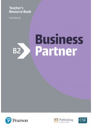 Книга вчителя Business Partner B2 Teacher's Resource Book