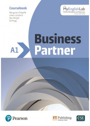 Підручник Business Partner A1 Coursebook with MEL