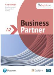 Підручник Business Partner A2 Coursebook with MEL