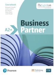 Підручник Business Partner A2+ Coursebook with MEL
