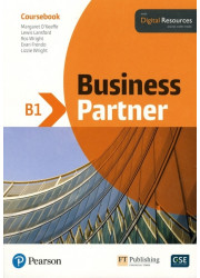 Підручник Business Partner B1 Coursebook with Digital Resources
