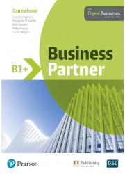 Підручник Business Partner B1+ Coursebook with Digital Resources