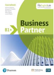 Підручник Business Partner B1+ Coursebook with MEL