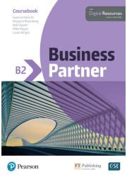 Підручник Business Partner B2 Coursebook with Digital Resources