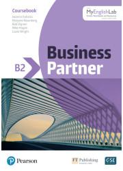 Підручник Business Partner B2 Coursebook with MEL