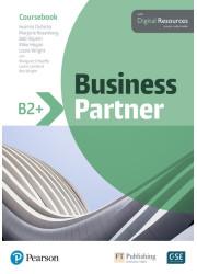 Підручник Business Partner B2+ Coursebook with Digital Resources