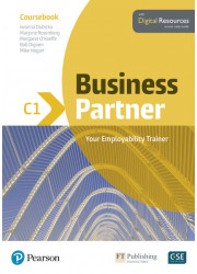 Підручник Business Partner C1 Coursebook with Digital Resources