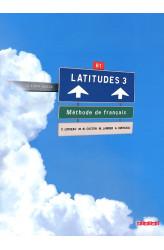 Підручник Latitudes 3 Livre de l'élève avec CD audio