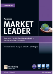 Підручник і робочий зошит Market Leader 3rd Edition Advanced PART 2 Coursebook + Practice File + DVD-ROM + Audio CD