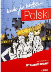 Мовні ігри Polski krok po kroku 1 (A1/A2) Gry i zabawy językowe