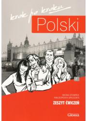 Зошит Polski krok po kroku 1 Zeszyt ćwiczeń + Mp3 CD