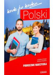 Підручник вчителя Polski krok po kroku 1 Podręcznik nauczyciela + Mp3 CD + kod dostupu