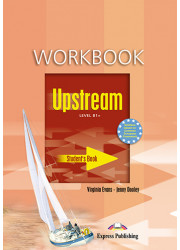 Робочий зошит Upstream B1+ Workbook