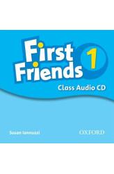 Аудіо диск First Friends 1 Class Audio CD