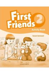 Зошит First Friends 2 Activity Book