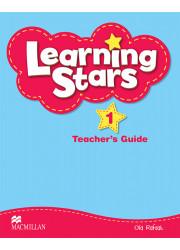 Книга для вчителя Learning Stars 1 Teacher's Guide