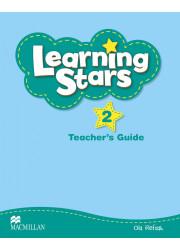 Книга для вчителя Learning Stars 2 Teacher's Guide