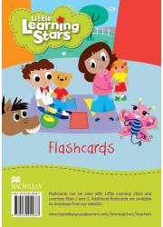 Картки Little Learning Stars Flashcards