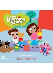 Аудіо диск Little Learning Stars Class Audio CD