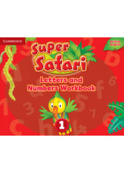 Книга Super Safari 1 Letters and Numbers Workbook