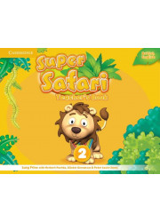 Книга вчителя Super Safari 2 Teacher's Book