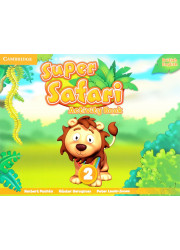 Зошит Super Safari 2 Activity Book