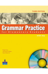 Книга Grammar Practice Elementary Student's Book with Key Pack