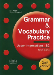 Підручник Grammar & Vocabulary Practice Upper-Intermediate - B2 Student's Book