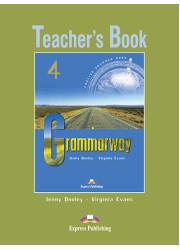 Книга для вчителя Grammarway 4 Teacher's Book
