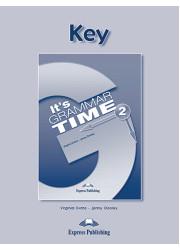 Відповіді It's Grammar Time 2 Key