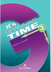 Підручник It's Grammar Time 3 Student's Book