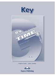 Відповіді  It's Grammar Time 4 Key