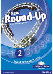 Підручник New Round-Up 2 Student's Book & CD-Rom