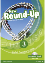 Підручник New Round-Up 3 Student's Book & CD-Rom