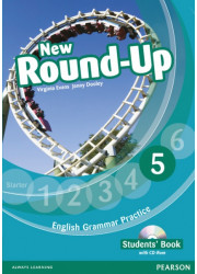 Підручник New Round-Up 5 Student's Book & CD-Rom