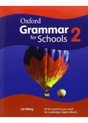 Підручник Oxford Grammar for Schools 2 Coursebook with DVD-ROM