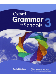 Підручник Oxford Grammar for Schools 3 Coursebook with DVD-ROM