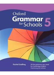Підручник Oxford Grammar for Schools 5 Coursebook with DVD-ROM