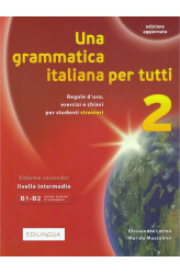 Книга Una grammatica italiana per tutti 2