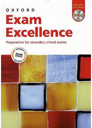 Підручник Oxford Exam Excellence Student's Book with key and Smart CD